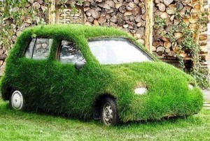green car picture