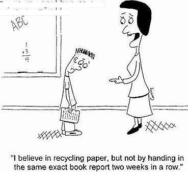 recycle reports
